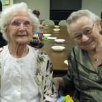 Rev. Phyllis Delaney and Rev. Laura Godier - November 2008